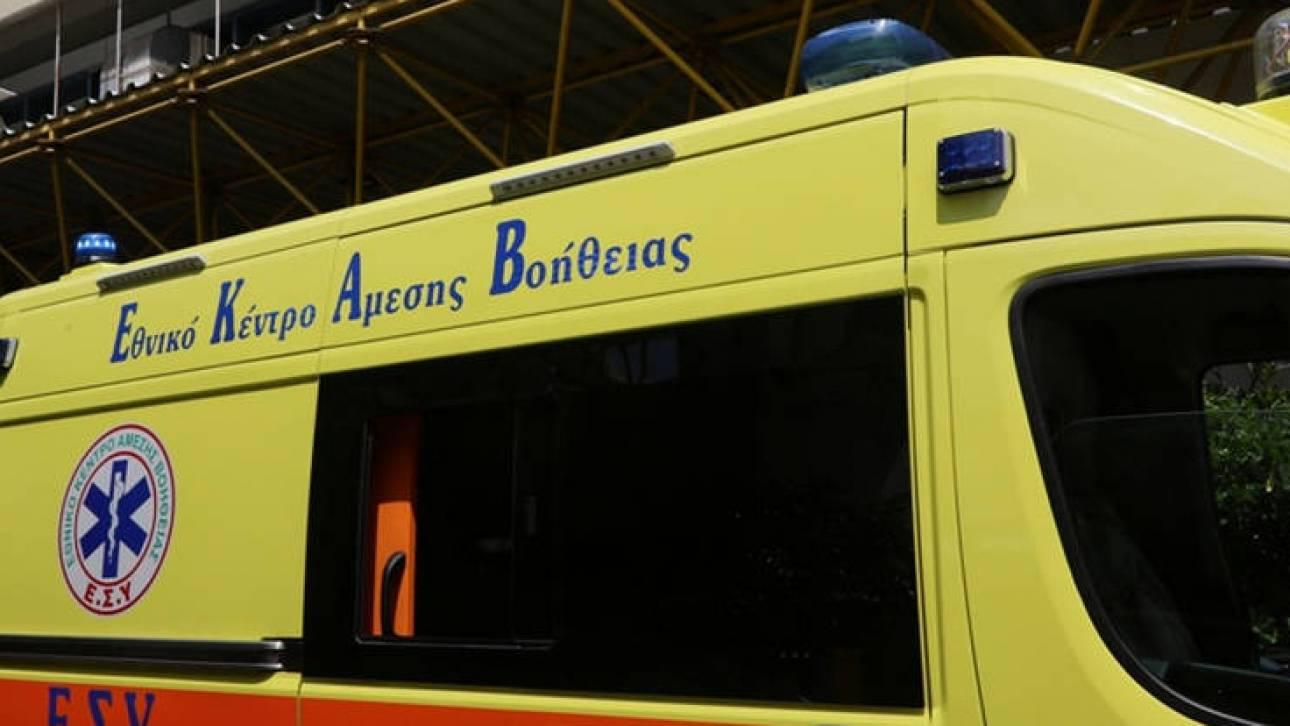 Θανατηφόρο τροχαίο στου Ρέντη: Ένας νεκρός και ένας τραυματίας