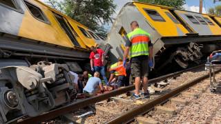 Σύγκρουση τρένων στη Νότια Αφρική - Δύο νεκροί και δεκάδες τραυματίες