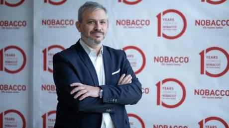 Ν. Γαλανόπουλος (NOBACCO): Η Ελλάδα χρειάζεται καλά παραδείγματα που γίνονται πράξη, όπως η NOBACCO