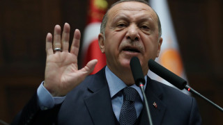 Ξέσπασμα Ερντογάν: Δεν θα προστατέψουμε τους Κούρδους συμμάχους των ΗΠΑ στη Συρία