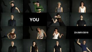 YOU: Η πιο ανατρεπτική παράσταση χορού, μετατρέπει το θεατή σε δημιουργό