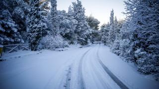 Καιρός: Έρχεται νέο κύμα κακοκαιρίας με χιόνια και βροχές - Πιο επικίνδυνο από τον «Τηλέμαχο»