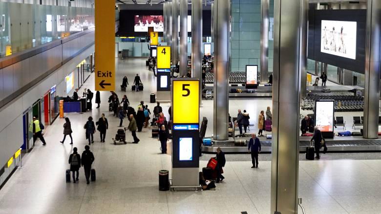 Συναγερμός και στο αεροδρόμιο Χίθροου λόγω drones - «Καθηλώθηκαν» πτήσεις