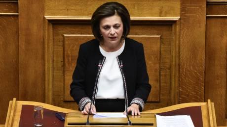 «Αδειάζει» Καμμένο η Χρυσοβελώνη: Δεν θα συμμετάσχει στη συνεδρίαση των ΑΝ.ΕΛ.