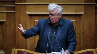 Παπαχριστόπουλος: Δεν θα παραδώσω την έδρα μου