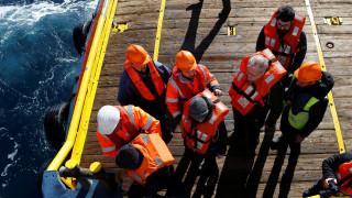 Συμφωνία για την αποβίβαση των 49 μεταναστών που βρίσκονται ανοικτά της Μάλτας