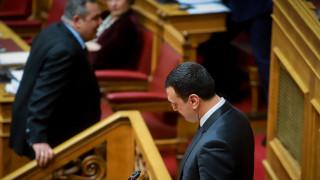 Κικίλιας προς Καμμένο: Φέρνετε τροπολογία με αντισταθμιστικά με σύμβαση Τσοχατζόπουλου