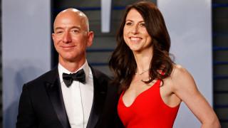 Τζεφ Μπέζος: Διαζύγιο – «βόμβα» για τον πλουσιότερο άνθρωπο του κόσμου