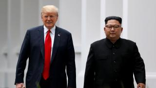 Μουν Τζε-ιν: Σύντομα μία δεύτερη σύνοδος Τραμπ – Κιμ