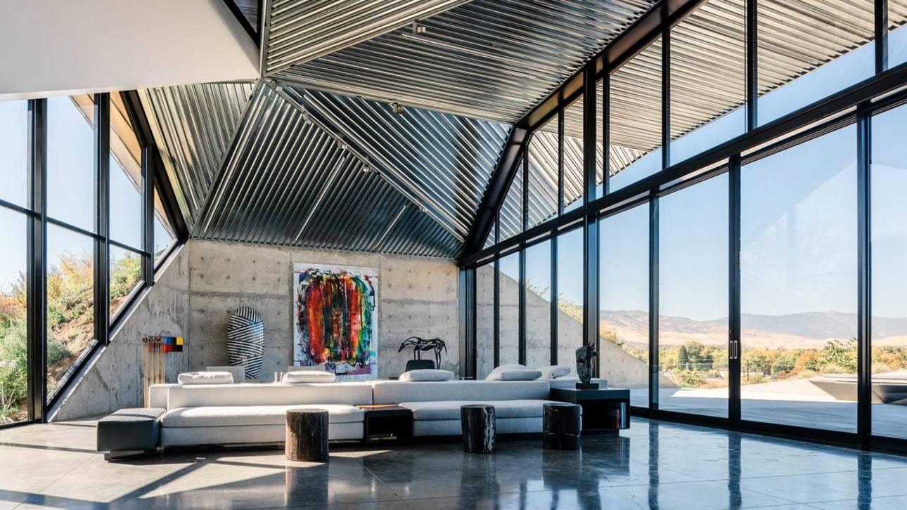 Τα πέντε ωραιότερα σπίτια του κόσμου σύμφωνα με το *Wallpaper