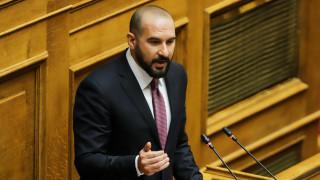 Τζανακόπουλος: Οι πρόωρες εκλογές το πλέον απίθανο σενάριο