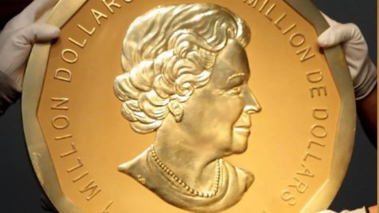 Στο εδώλιο οι ληστές που έκλεψαν γιγαντιαίο νόμισμα από μουσείο του Βερολίνου