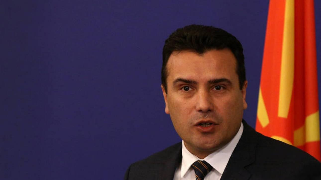 Ζάεφ: Δεν έχω τους 80 βουλευτές, γίνονται διαπραγματεύσεις