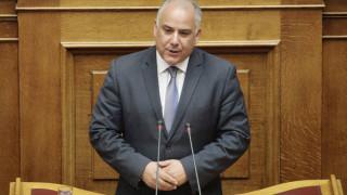 Σαρίδης: Δεν θα πάρει από μένα ψήφο εμπιστοσύνης η κυβέρνηση