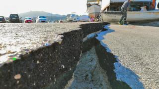 Σεισμός Ζάκυνθος: Νέα δόνηση αναστάτωσε τους κατοίκους