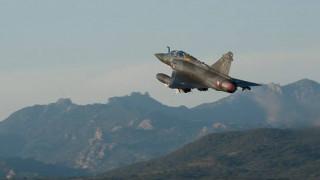 Γαλλία: Νεκροί ανασύρθηκαν οι δύο πιλότοι του Mirage που συνετρίβη