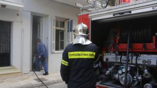 Τραγωδία στην Πάτρα: Νεκρός 82χρονος από πυρκαγιά στο σπίτι του
