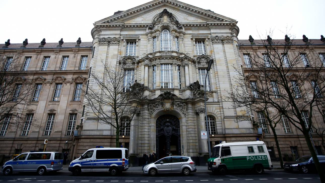 Γερμανία: «Μπαράζ» απειλών για βόμβες σε δικαστήρια