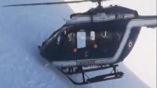 Πιλότος – κασκαντέρ: Η κινηματογραφική διάσωση στις γαλλικές Άλπεις