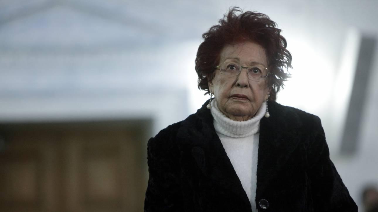 Πέθανε η δημοσιογράφος Κική Σεγδίτσα