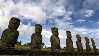 Λύθηκε το μυστήριο των επιβλητικών αγαλμάτων στο νησί του Πάσχα