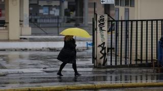 Καιρός: Βροχές, καταιγίδες και χιόνια στα ορεινά το Σάββατο