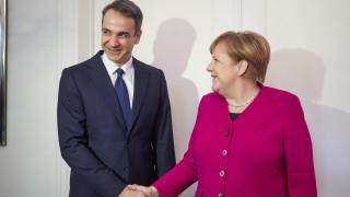 Μητσοτάκης: Εξήγησα στη Μέρκελ γιατί η Συμφωνία των Πρεσπών μπορεί να πυροδοτήσει και νέα προβλήματα