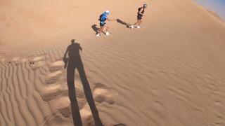 270 χλμ στην έρημο του Ντουμπάι: Σ' αυτόν τον υπερμαραθώνιο νικά όποιος τερματίσει