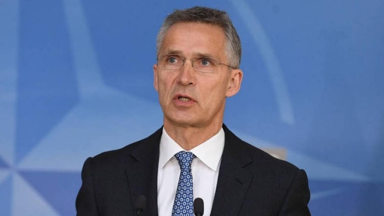Συγχαρητήρια Στόλτενμπεργκ σε Ζάεφ για την κύρωση της Συμφωνίας των Πρεσπών