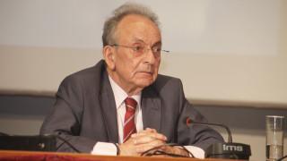 Τσίπρας: Ο Σιούφας άφησε το στίγμα του στην πολιτική ζωή