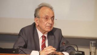 Δημήτρης Σιούφας: Θλίψη για τον θάνατο του πρώην προέδρου της Βουλής
