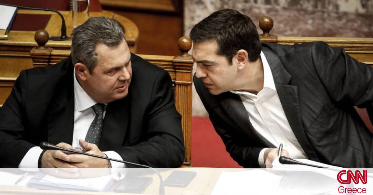 Σκληρό πόκερ ανάμεσα σε ΣΥΡΙΖΑ και ΑΝΕΛ για τη συνοχή της κυβέρνησης
