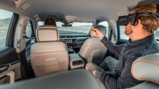 Η Audi παρουσίασε στη CES ένα e-tron πλατφόρμα ψυχαγωγίας με βάση την εικονική πραγματικότητα