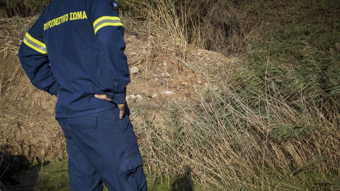 Πιερία: Επιχείρηση διάσωσης τραυματισμένου κυνηγού από χαράδρα