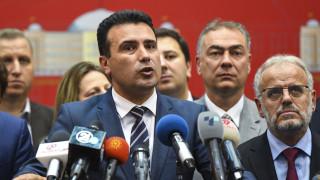 Ζάεφ: Πιστεύω ακράδαντα πως η Ελλάδα θα επικυρώσει τη Συμφωνία των Πρεσπών
