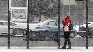 Σε αυτήν την πόλη της Ελλάδας η θερμοκρασία είναι υπό το μηδέν για δέκα συνεχόμενες ημέρες