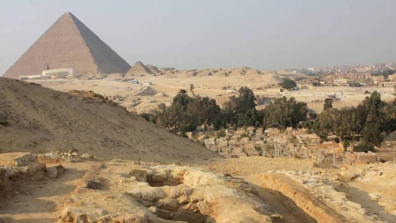 Απόρρητα έγγραφα της KGB αποκαλύπτουν μυστηριώδη ανακάλυψη στις Πυραμίδες της Αιγύπτου