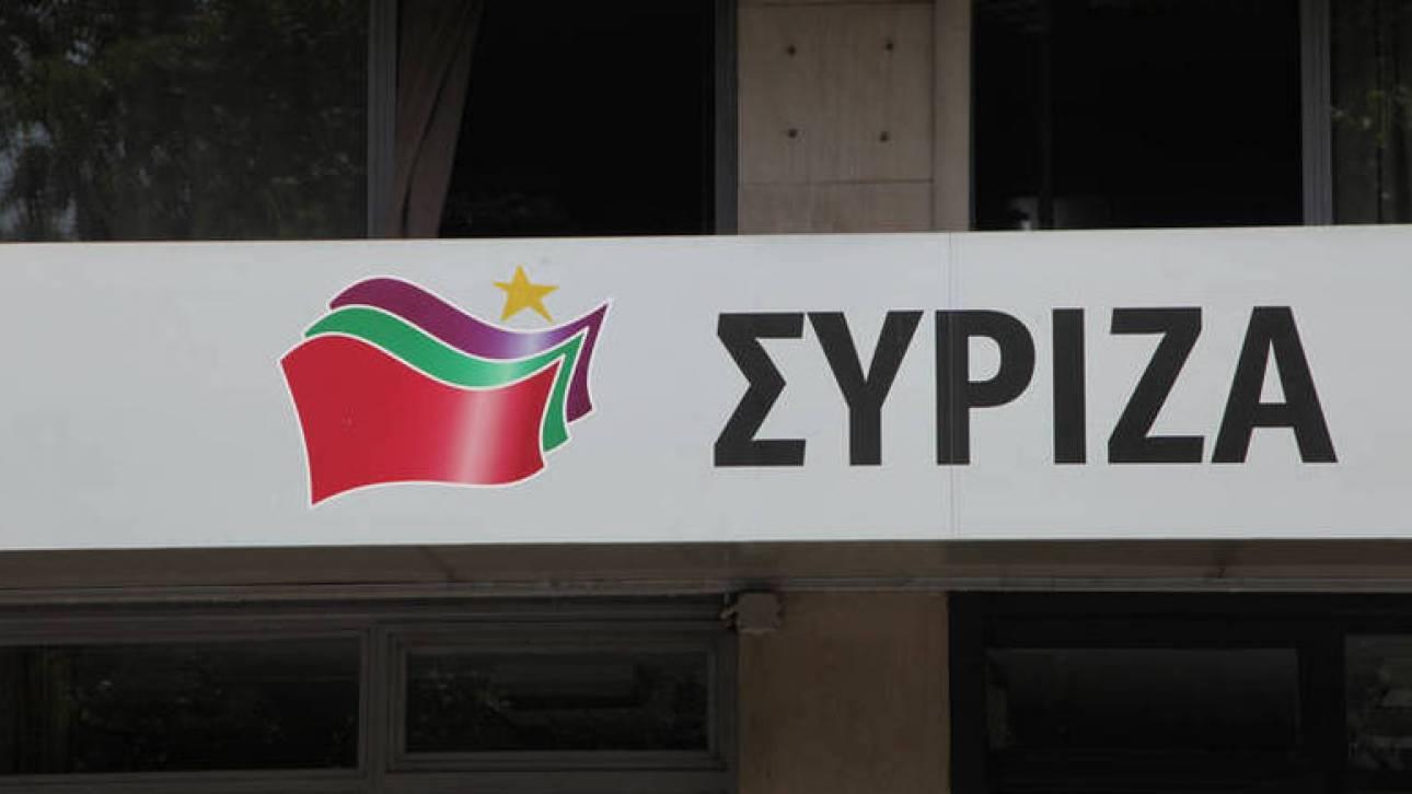 Θεσσαλονίκη: Βανδάλισαν τα γραφεία του ΣΥΡΙΖΑ στην Καλαμαριά