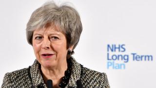 Brexit: «Η καταψήφιση της συμφωνίας θα ήταν καταστροφική» προειδοποιεί η Μέι