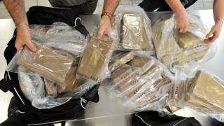 Ποσότητα-ρεκόρ κοκαΐνης κατασχέθηκε στην Αμβέρσα το 2018