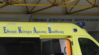 Χανιά: Σε σοβαρή κατάσταση 28χρονος που έπεσε από ύψος πέντε μέτρων