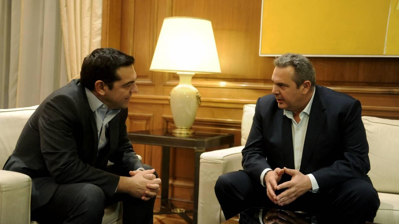 Live- Καμμένος: Αποχωρούν από την κυβέρνηση οι Ανεξάρτητοι Έλληνες