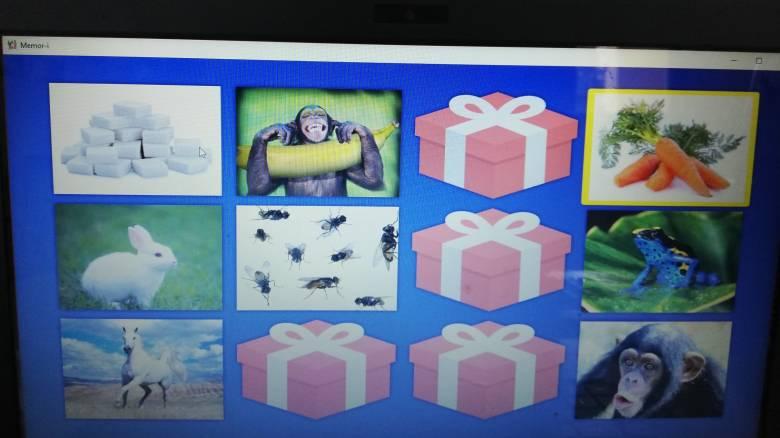 Memor-i: Ηλεκτρονικά παιχνίδια για τυφλά παιδιά
