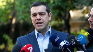 Τσίπρας: Θα ζητήσω ψήφο εμπιστοσύνης