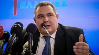 Καμμένος σε ερώτηση του CNN Greece: Έχω επαφές και με άλλους βουλευτές