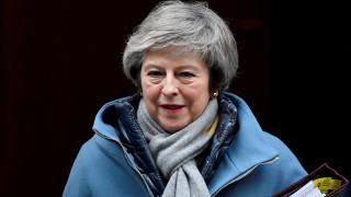 Μέι: Δεν πρέπει να απογοητεύσουμε τους ανθρώπους που υποστήριξαν το Brexit στο δημοψήφισμα