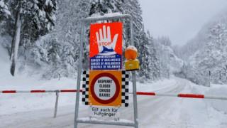 Άλπεις: Τρεις Γερμανοί σκοτώθηκαν από χιονοστιβάδα