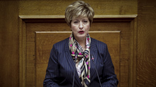 Μαρία Κόλλια-Τσαρουχά: Η Μακεδονία να παραμείνει η δίκαιη κληρονομιά των Ελλήνων