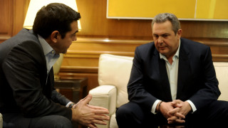 Τα κέρδη και οι απώλειες Τσίπρα - Καμμένου μετά την αποχώρηση των ΑΝΕΛ από την κυβέρνηση