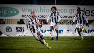 Αστέρας Τρίπολης - ΠΑΟΚ 0-3: «Δήλωση» τίτλου στην Τρίπολη